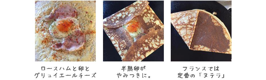 クレープのイメージ画像